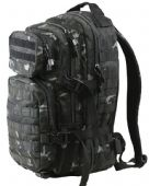 BRITISH TERRAIN PATTERN BLACK 28 Litre ASSAULT PACK